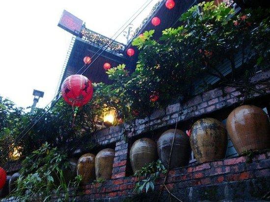 ไทเป, ไต้หวัน: 千と千尋の所
