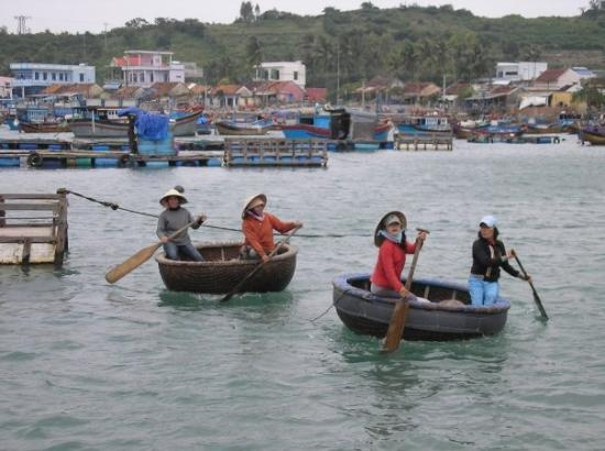 ญาจาง, เวียดนาม: Fishing Village, Nha Trang