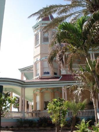 คีย์เวสต์, ฟลอริด้า: Southernmost Hotel.