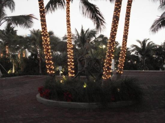 คีย์เวสต์, ฟลอริด้า: Entrance to our resort, Parrot Key.