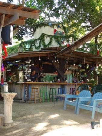 คีย์เวสต์, ฟลอริด้า: Blue Heaven in Key West at Christmas.