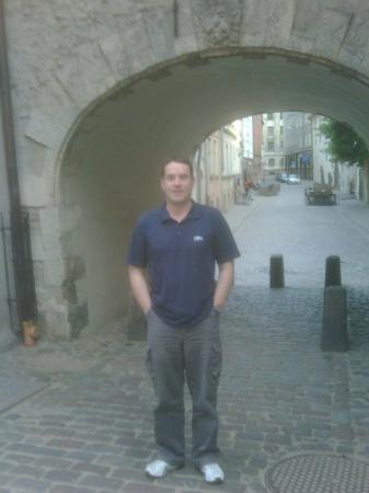 ริกา, ลัตเวีย: Old City walls and Swedish Gate, Riga.