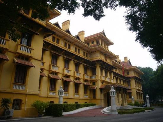 ฮานอย, เวียดนาม: Foreign Ministry of Vietnam