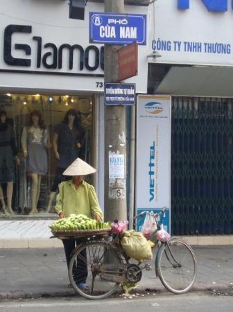 ฮานอย, เวียดนาม: Cua Nam