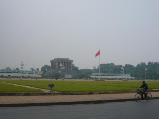 ฮานอย, เวียดนาม: Ba Dinh Square