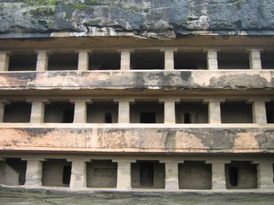 Ellora, อินเดีย: Cave no.13