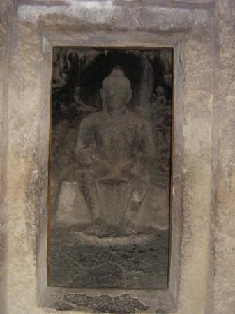 Ellora, อินเดีย: Another buddha