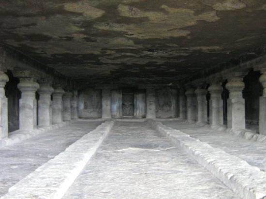 Ellora, อินเดีย: Cave no. 5