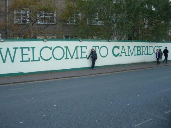 เคมบริดจ์, UK: my cities - 2007 Cambridge, UK