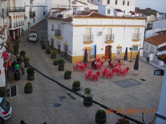 """รอนดา, สเปน: Cafe Antonia, """"The red bar"""""""