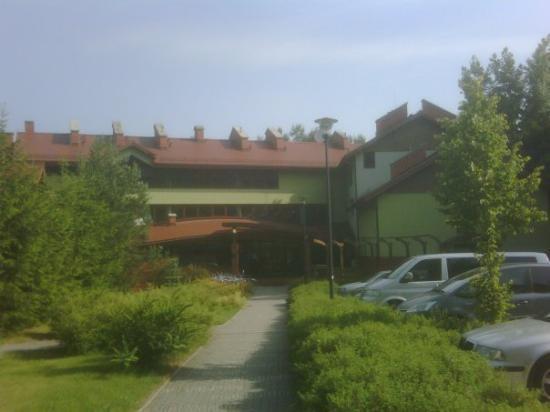Hotel Wojciech, Augustow, Poland.
