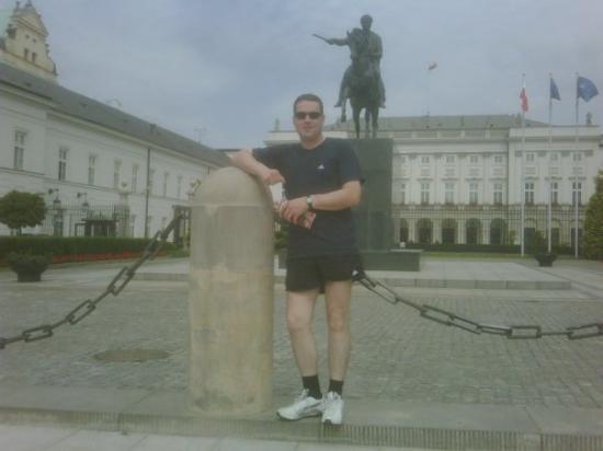วอร์ซอ, โปแลนด์: Presidential Palace, Warsaw.