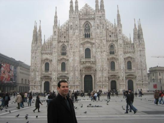 มิลาน, อิตาลี: Duomo, Milano and my beautiful Adrian