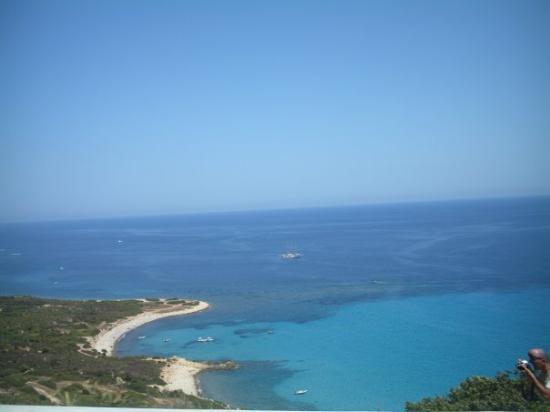 Villasimius (เทศบาลวิลลาซิมิอุส), อิตาลี: deep blue sea