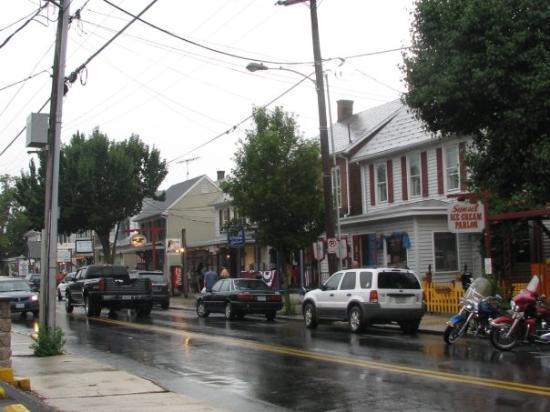 เก็ตตีสบูร์ก, เพนซิลเวเนีย: Town in Gettysburg