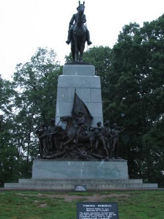 เก็ตตีสบูร์ก, เพนซิลเวเนีย: Robert E. Lee Memorial