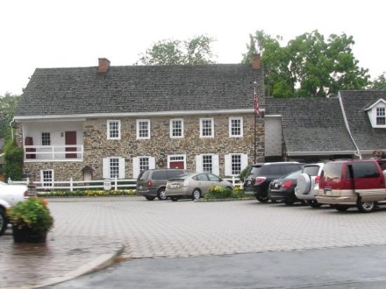เก็ตตีสบูร์ก, เพนซิลเวเนีย: Dobbins House Tavern
