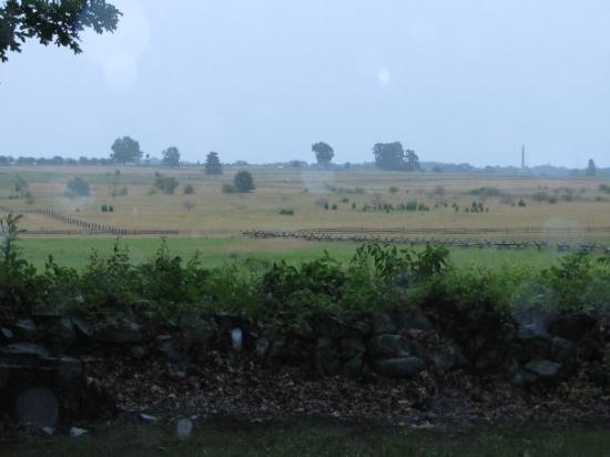 เก็ตตีสบูร์ก, เพนซิลเวเนีย: battlefield of gettysburg