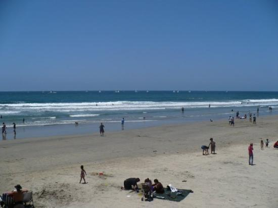 Newport Beach: Sun, sea, sand.