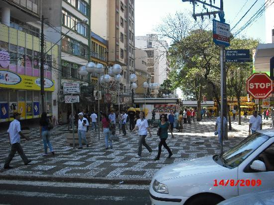 โลนดรีนา: City center Londrina