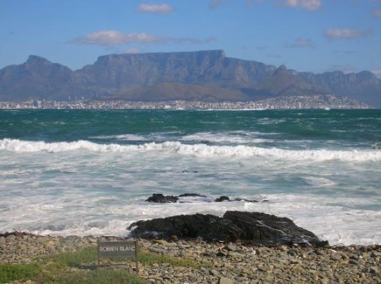 Robben Island: CapleTown, my golden dream!!This  view is  from the Roben Island ...i took this one to never for