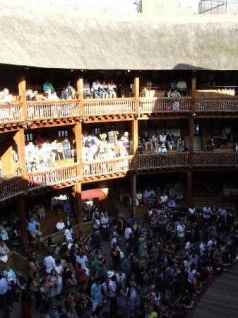 Shakespeare's Globe Theatre ภาพถ่าย