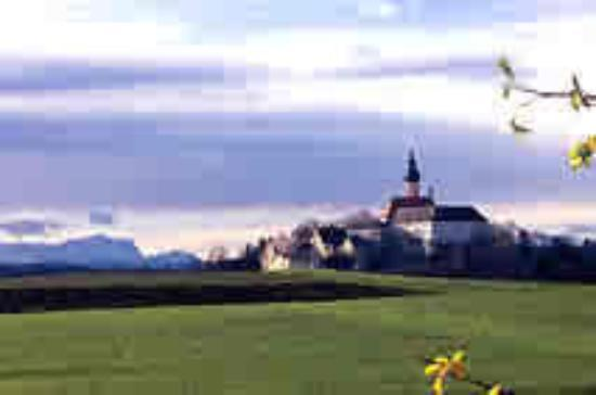 Klostergasthof Andechs: Kloster Andechs is in Bavaria, Germany
