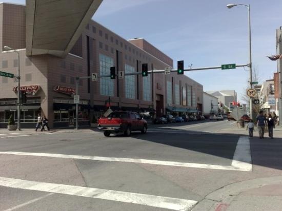 แองเคอเรจ, อลาสกา: X las calles de Anchorage, Alaska, USA