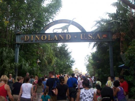 ดิสนียส์ แอนิมอล คิงดอม: DinoLand in Animal Kingdom