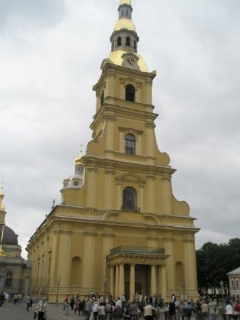 Peter and Paul Cathedral: St.Peter And Paul`s katedralen.