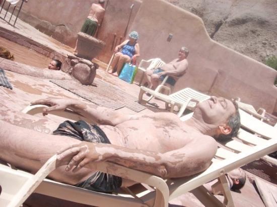 ซานตาเฟ, นิวเม็กซิโก: mud mon!