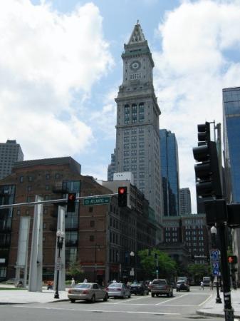 บอสตัน, แมสซาชูเซตส์: downtown