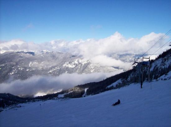 วิสต์เลอร์, แคนาดา: Whistler Feb 2009