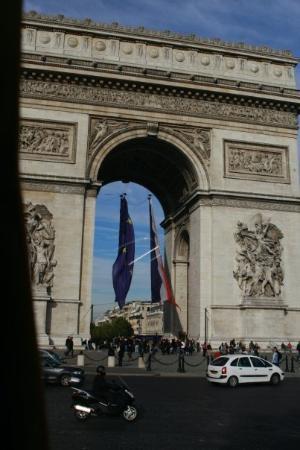 ประตูชัย: Arc de Triumph