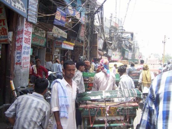 นิวเดลี, อินเดีย: Pahar Ganj