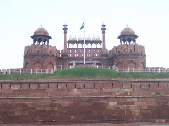 Red Fort (Lal Quila): The Delhi Fort (Lal Quila)