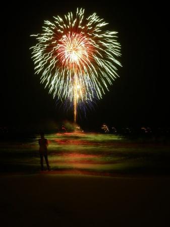 เวอร์จิเนียบีช, เวอร์จิเนีย: Firewoooorkssss