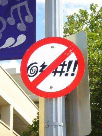 เวอร์จิเนียบีช, เวอร์จิเนีย: Prohibido putear... entre muchas otras cosas