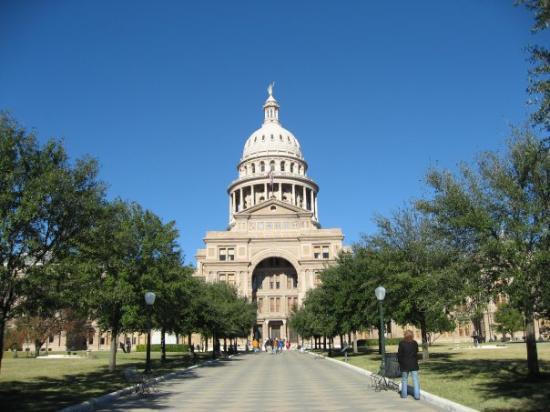 ออสติน, เท็กซัส: State Capital of Texas, Austin