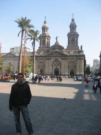 ซันเตียโก, ชิลี: Santiago, Chile 2008