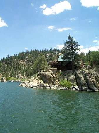 Big Bear Region, Kalifornia: Big Bear Lake