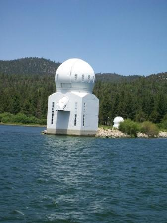 บิกแบร์เลก, แคลิฟอร์เนีย: One of the world's only Solar Observatories (I think there are 3-5 in the world)