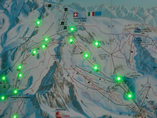 เซอร์แมท, สวิตเซอร์แลนด์: All slopes are open!