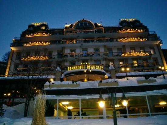 Parkhotel Beau Site: Park Hotel Beau Site