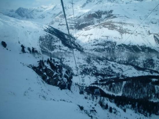 เซอร์แมท, สวิตเซอร์แลนด์: Damn steep, and I am fraid of hites.