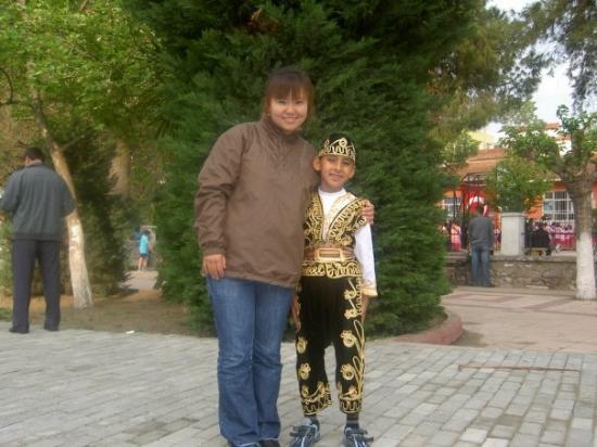 เอดิน, ตุรกี: little prince of the day :)