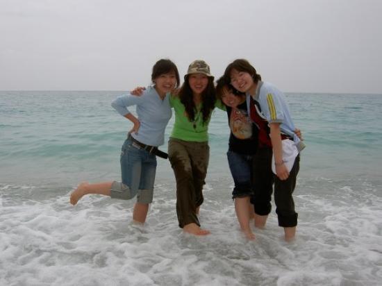 Oludeniz: Megi, Egi, Jaina - miss you girls!