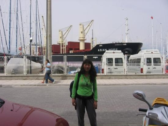 เฟทิเย, ตุรกี: Fethiye, near port