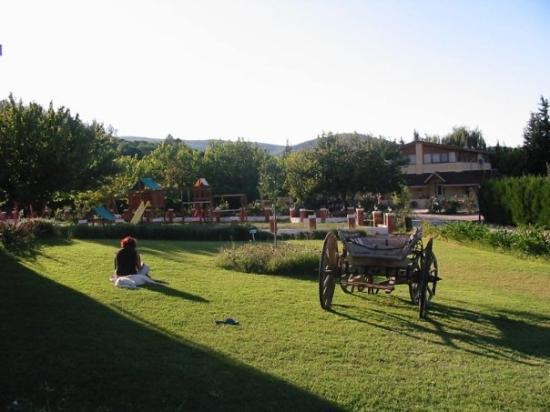 Selcuk, ตุรกี: Arvalya camp