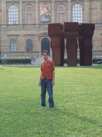 พิพิธภัณฑ์ศิลปะเดิม ภาพถ่าย